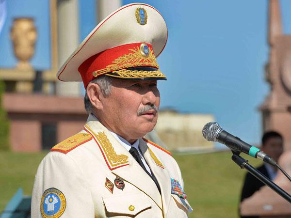 В Алматы состоялся велопробег, посвященный Дню казахстанской полиции (фото)