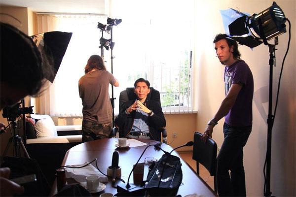 Первый канал «Евразия» приступил к съемкам нового проекта «Арабская весна»