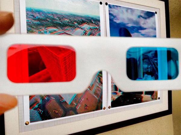 В Астане открылась первая в Казахстане выставка 3D картин (фото)