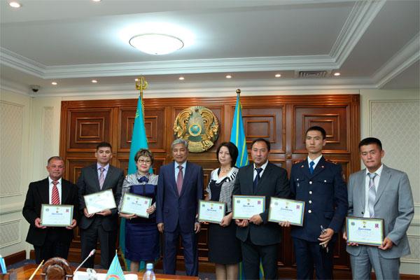 Победители конкурса «Астана Тандауы»-2013 будут номинированы на государственную премию