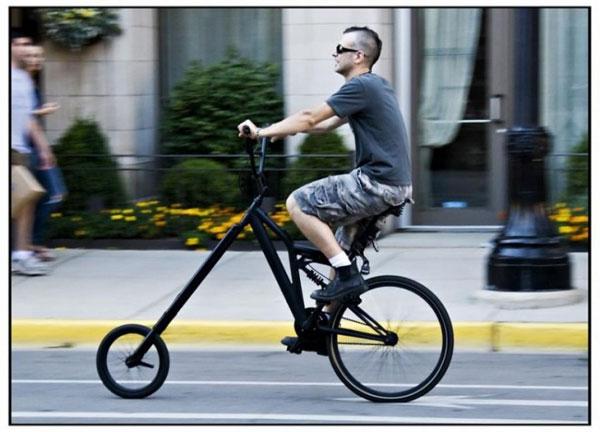 Самые необычные велосипеды