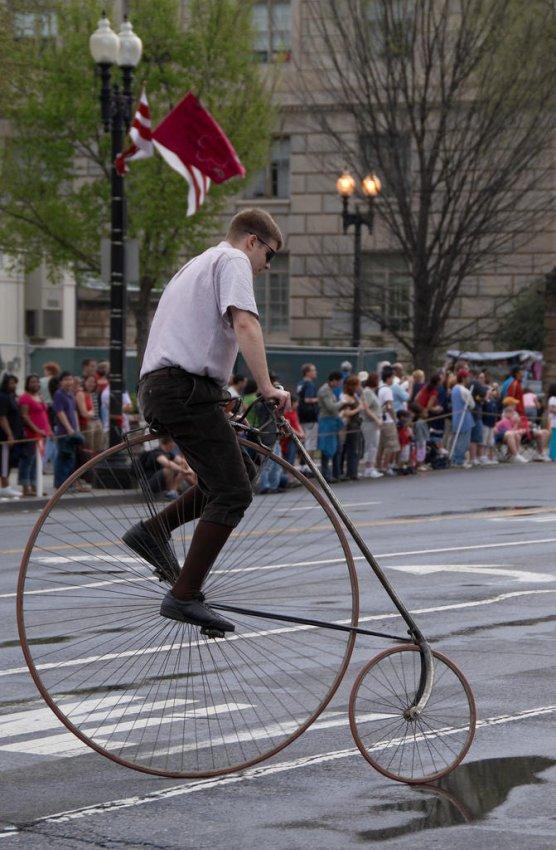 Самые необычные велосипеды, переделка велосипедов (14)