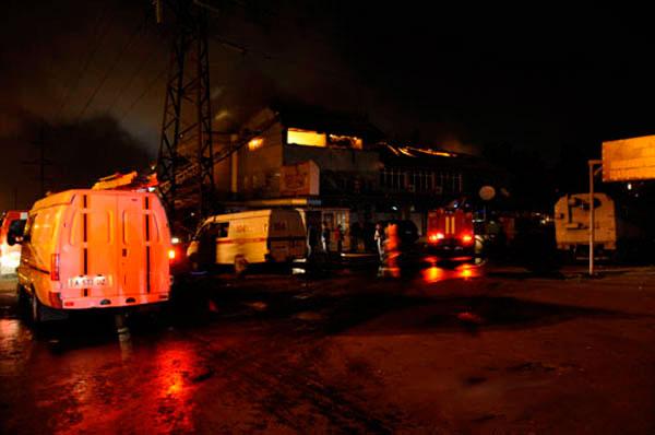 Самые страшные пожары последних лет в Алматы (фото)