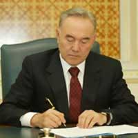 Назарбаев подписал поправки в законодательство по вопросам реформирования автодорожной отрасли