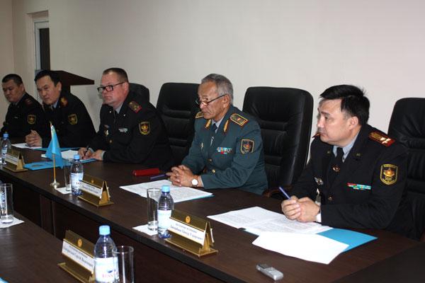 Беларусь готова перенять опыт Казахстана по созданию военной полиции