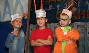В нынешнем году близ Алматы работают 27 детских лагерей