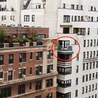 В центре Нью-Йорка женщина упала с 17-го этажа на первом свидании