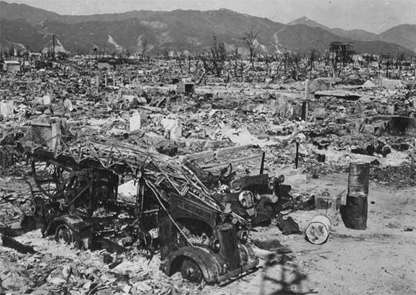 34 страшных кадра в память о Хиросиме
