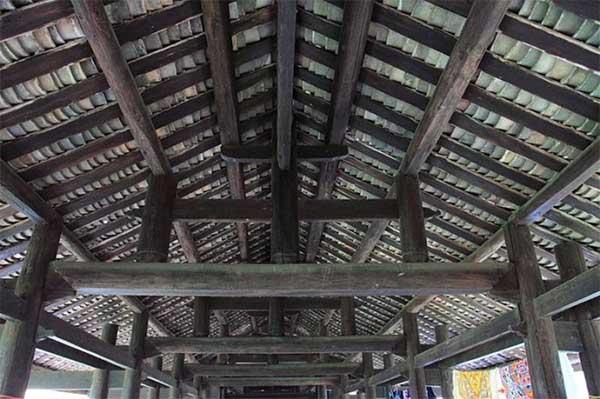 Мосты дождя и ветра в Китае