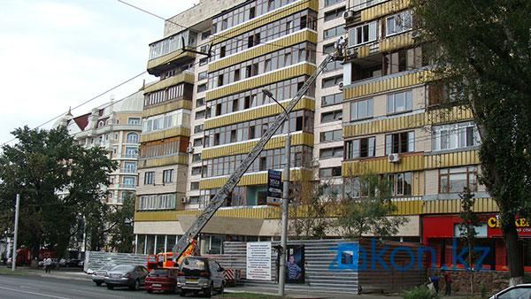 Примерно на 50% восстановлены квартиры, пострадавшие в результате ДТП с бензовозом в Алматы (фото)