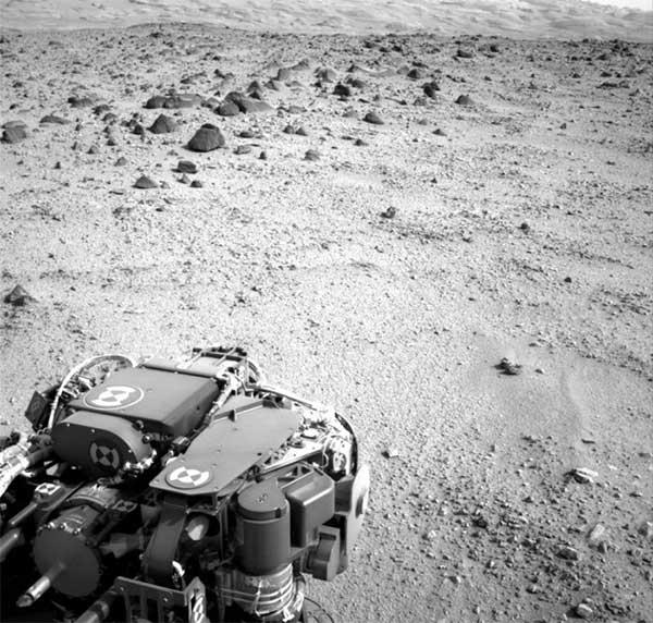 Марсоход «Curiosity»: год на Марсе