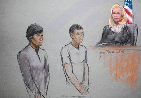 Двум казахстанским студентам, задержанным в Бостоне, грозит до 25 лет тюрьмы