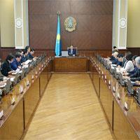 Заседание Правительства РК от 4 сентября 2013 года