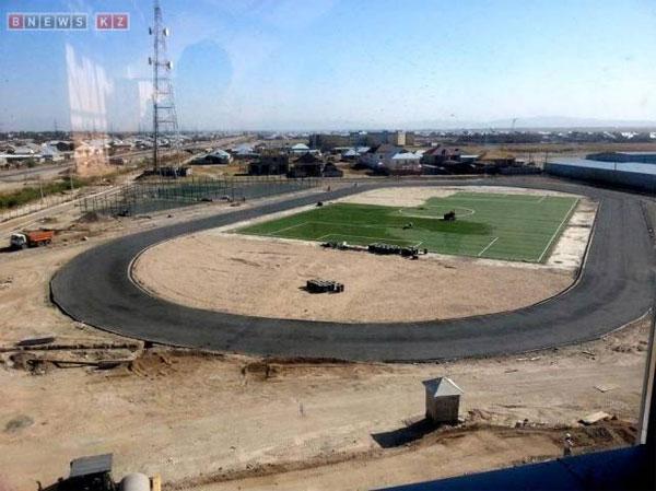 В Жамбылской области начал функционировать новый Дворец спорта «Тараз-Арена»