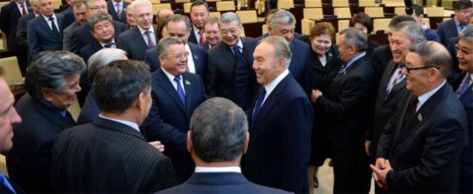 Кадровые назначения в РК происходят вследствие стоящих перед страной задач - Президент РК