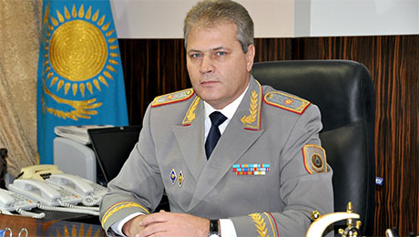 Андрей Лукин: Приоритет финполиции - предупреждение коррупции