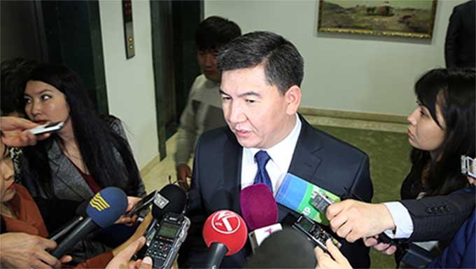 Заседание Правительства РК от 5 ноября 2013 года