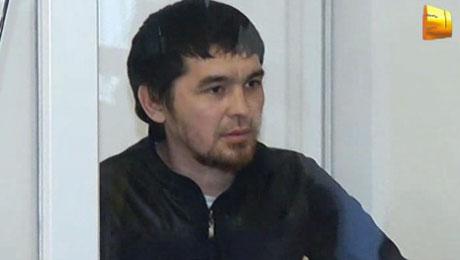 Саян Хайров в зале суда вел себя невозмутимо