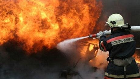 Пожары на алматинской «барахолке»