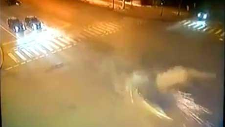 Полицейскому, убившему коллегу и водителя в Астане, грозит 10 лет