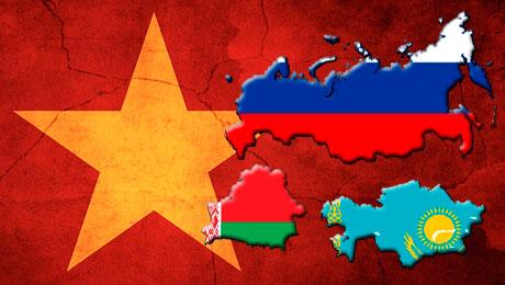 Таможенный союз расширяет сотрудничество с Вьетнамом