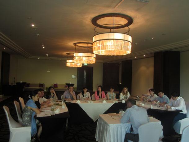 Выездной семинар для бухгалтеров и юристов в Дубае