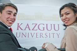 КАЗГЮУ выделяет собственные гранты для обладателей знака «Алтын белгі»