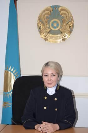 Обжалование действий судебных исполнителей (Кашкинбекова С.К., судья Сарыаркинского районного суда города Астаны)