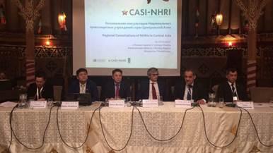 Омбудсмены стран Центральной Азии обсудили перспективы создания региональной платформы сотрудничества