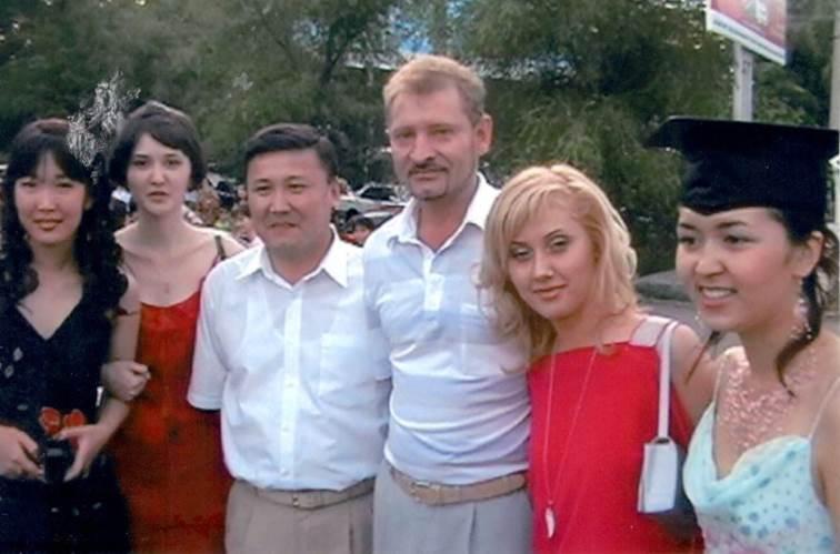 Қыстаубай Өмiрбай Сайынұлы: наш коллега и друг