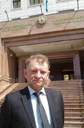 Фонд национального благосостояния: развитие модели (Климкин С.И., к.ю.н., профессор Каспийского университета, г.н.с. Института законодательства РК)