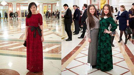 Фото платья в театр