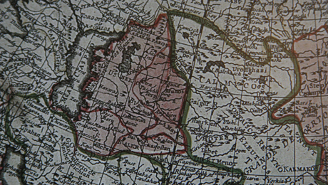 Ученый нашел в секретных архивах Ватикана и ордена Иезуитов неизвестные карты Казахстана