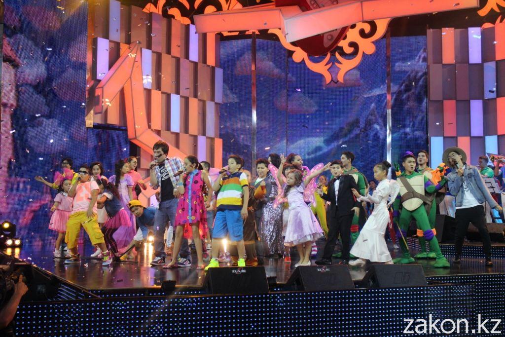 Детские вокальные конкурсы казахстан