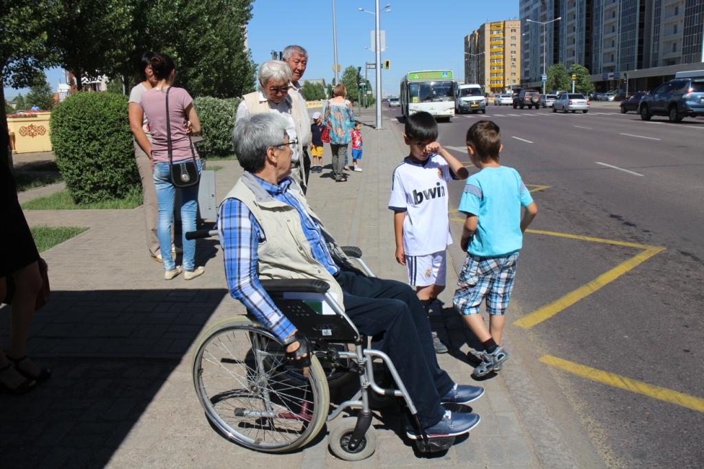 Знакомства астана инвалиды