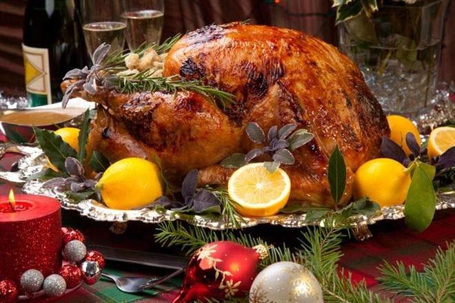 Рождественские мясные рецепты