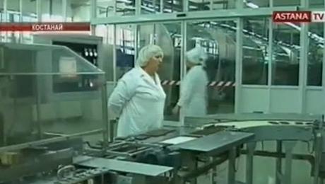 Казахстанские кондитеры жалуются, что теряют рынок (видео)