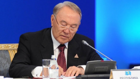Н.Назарбаев подписал указ «О назначении внеочередных выборов Президента РК»