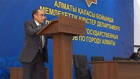 Половина артистов в Алматы скрывает свои доходы от налоговиков (видео)