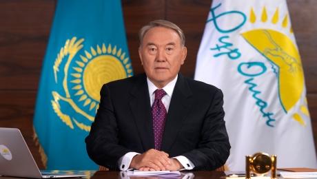 Н. Назарбаев зарегистрирован кандидатом в Президенты Республики Казахстан