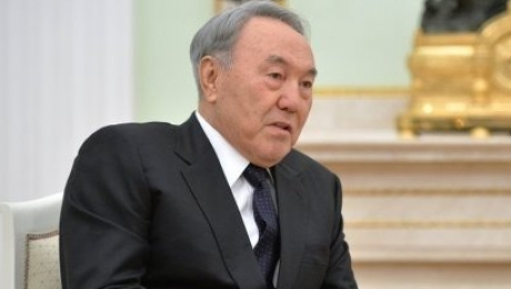 Назарбаев: Мне пришлось согласиться участвовать в досрочных президентских в ...