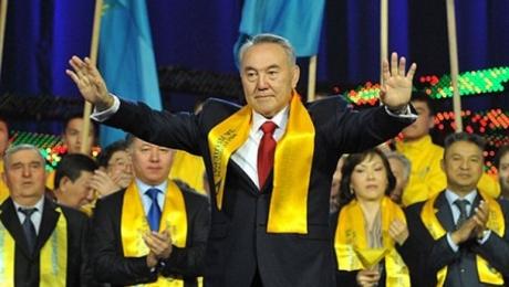 Н. Назарбаев одержал победу на внеочередных президентских выборах в Казахстане