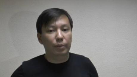 Задержанный «лже-капитан КНБ» рассказал о своей версии случившегося