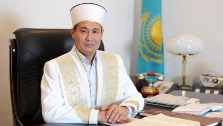 Верховный муфтий РК обратился к казахстанцам по случаю наступления месяца Рамазан