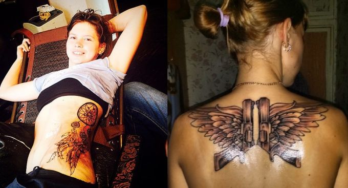 Самые интересные татуировки казахстанских спортсменов (фото)