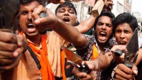 В индийской деревне убили 5 женщин по подозрению в колдовстве