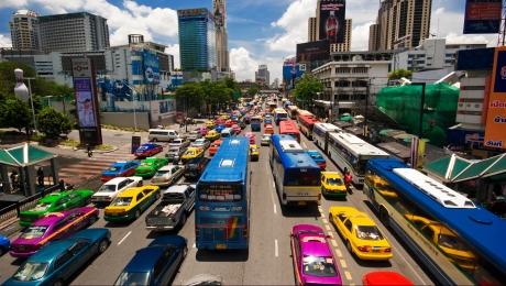 Власти Таиланда располагают изображением человека, заложившего взрывное устройство