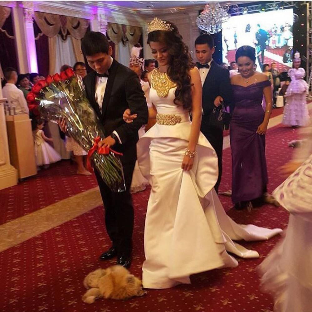 Свадебные платья на кыз узату