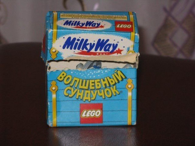 20 легендарных продуктов из 90-х