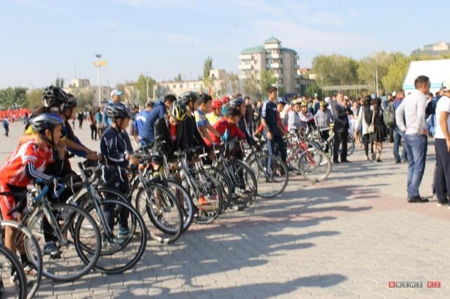В Кызылорде празднуют день города